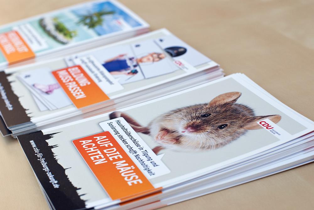 CDU Themen-Postkarten