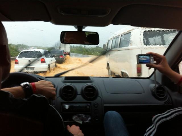 Unwetter in Recife