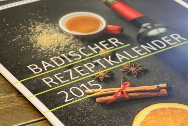 Badischer Rezeptkalender 2015