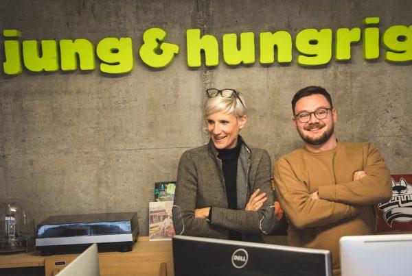 jung & hungrig Werbeagentur Freiburg