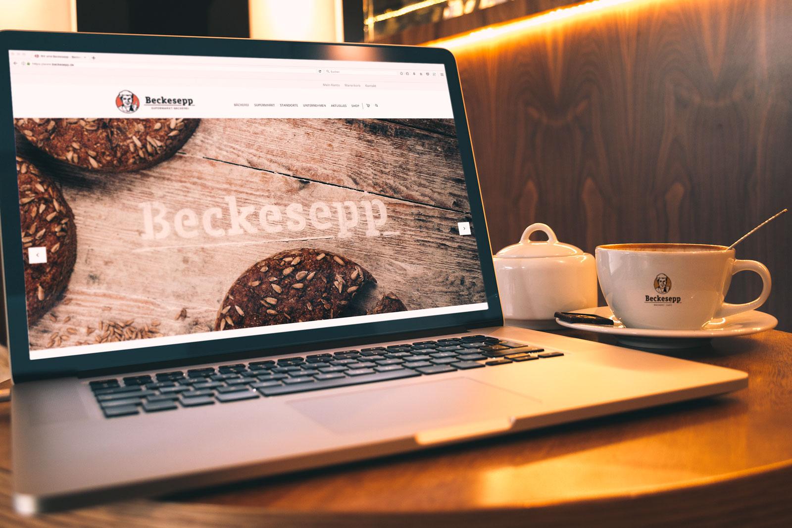 Website Beckesepp